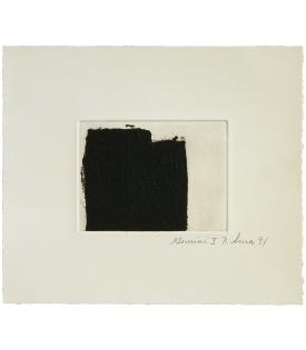 Richard Serra, Videy Afangar #5, 1991