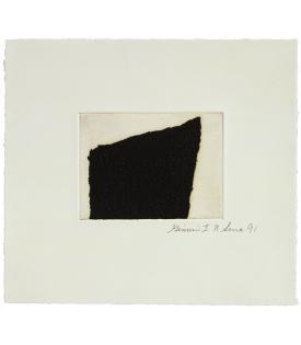Richard Serra, Videy Afangar #10, 1991