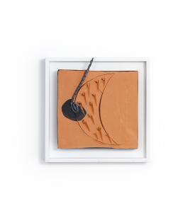 Richard Tuttle, Tile, IV (seven inches), 2011