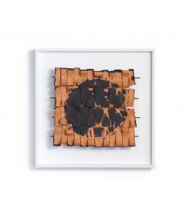 Richard Tuttle, Tile, VI (nine inches), 2011