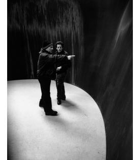 Richard Serra (Photo © Sidney B. Felsen)