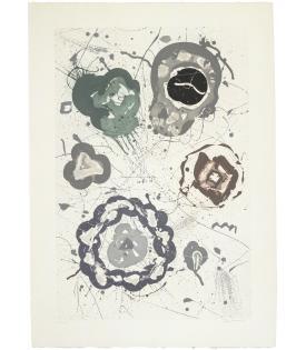 Sam Francis, Untitled, 1994