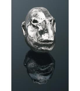 Susan Rothenberg, 17 Heads #7, 2003