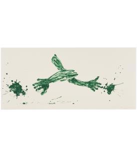 Susan Rothenberg, Jim's Splat, 2003